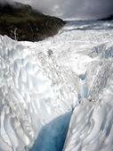 Fox Glacier, New Zealand — Stock Photo