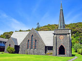 St Paul's Anglican Church, NZ — Stock Photo