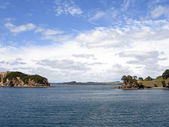 Bay of Islands, New Zealand — Stock Photo