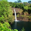Rainbow Falls, Big Island, Hawaii — Stock Photo