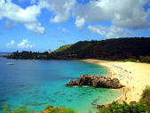 Spiaggia di North Shore, Oahu, Hawaii — Foto Stock