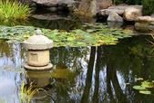 S'ensui - Japanese Water Garden — Stock Photo