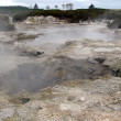 Stock Photo: Boiling Sulphur Pools