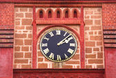 Clock Tower, St Andrew's Church — Stock Photo
