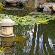 S'ensui - Japanese Water Garden — Stock Photo