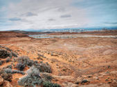 Glen canyon in Northern Arizona — Stock Photo