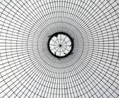 Glasshouse roof — Stock Photo