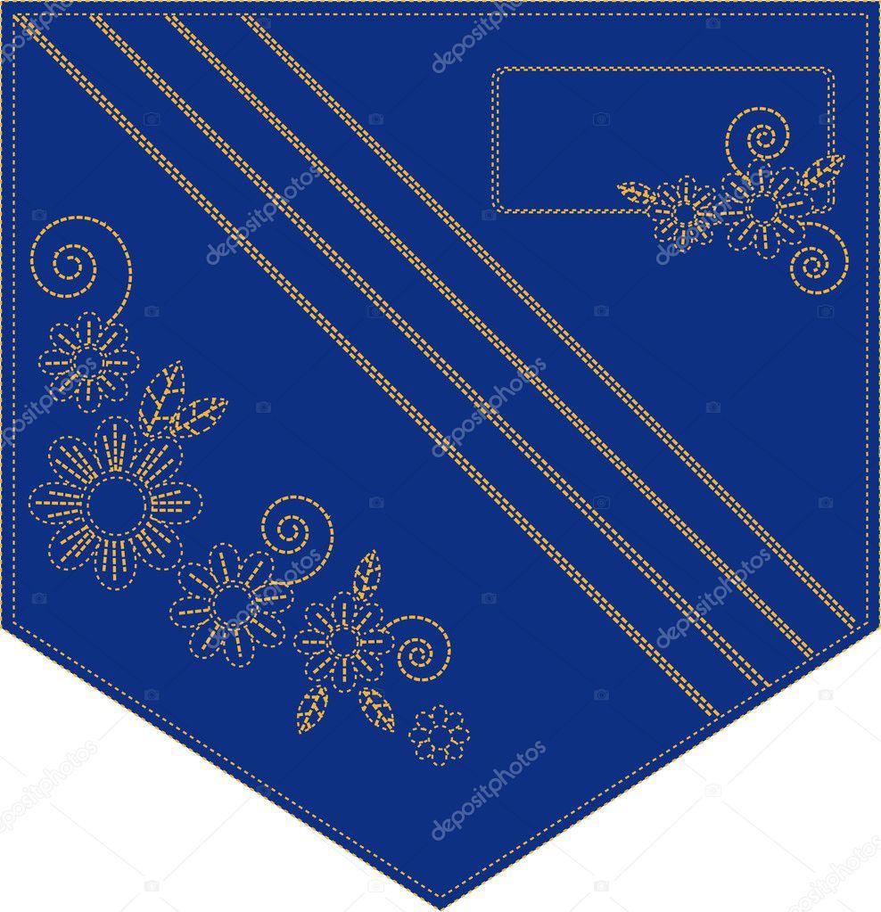 Custom Embroidered Denim Shirts - Custom Embroidery and Screen