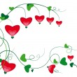 Royalty-Free Stock Vector Image: Ornament Heart