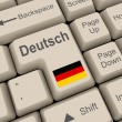 Deutsch - Stock Photo