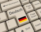 Deutsch — Stock Photo