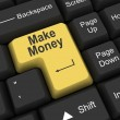 Stockfoto: Make money