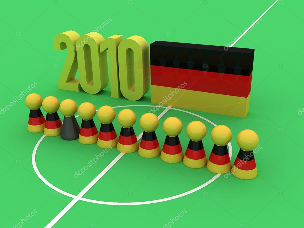 2010 Germany — Stock Photo #2664611