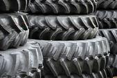 Truck tires — Stock Photo