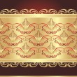 Royalty-Free Stock Vector Image: Gothic ornament. Wrapping