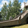 Stock Photo: Fairy wooden slide
