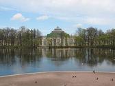 Tauride garden. St.Petersburg — Stock Photo
