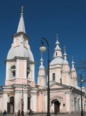 Cathedral of St. Andrew. St.Petersburg — Stock Photo