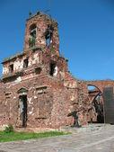 Abandoned church. Schlisselburg fortress — Stock Photo