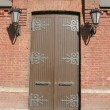 Stock Photo: Mariinsky Theater Concert Hall. Door