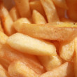 French Fries, Pommes frites — Stock Photo