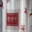 Austrian curtains — Stockfoto