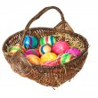 Easter basket — Stockfoto #2614943