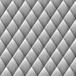 Brushed metal diamond squares - Stock Photo