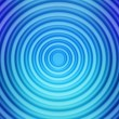 Big concentric ripple plain — Stock Photo