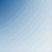 Dark halftone blue — Stock Photo