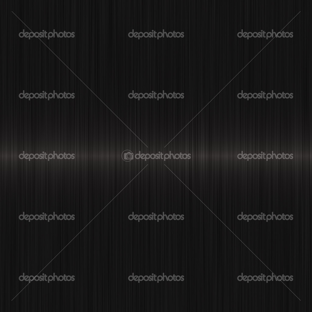 Black brushed metal background  — Foto Stock #2270560