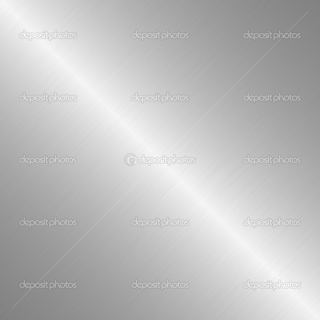Brushed metal background with diagonal highlight — Stock Photo #2271520