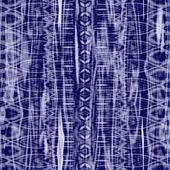 Blue batik — Stock Photo