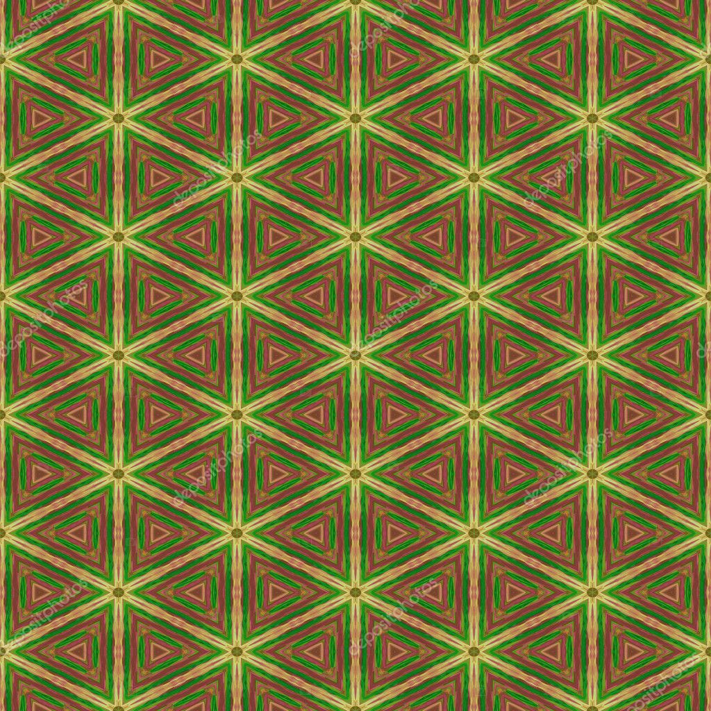 African tribal pattern style Easy African Tribal Patterns
