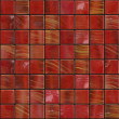 Stock Photo: Dark red tiles