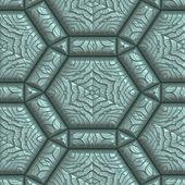Sl blue glossy tiles — Stock Photo