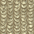 Royalty-Free Stock Photo: Golden draps medium