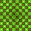 Green squares — Stock Photo #2308861