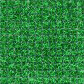 Green tiles — Stock Photo