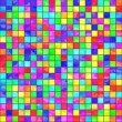 Multicolored tiles — Stock Photo