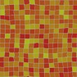 Orange irregular tiles — Stock Photo