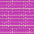 Stock Photo: Sl pink brick wall