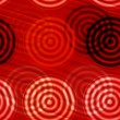 Stock Photo: Sl red black circles