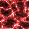 Stock Photo: Red electricity