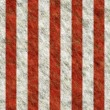 Sl red white grunge stripes — Stock Photo
