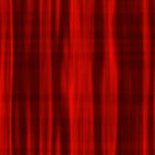Red drapes — Stock Photo