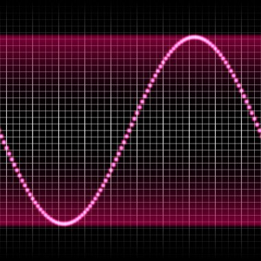 Sound wave pattern