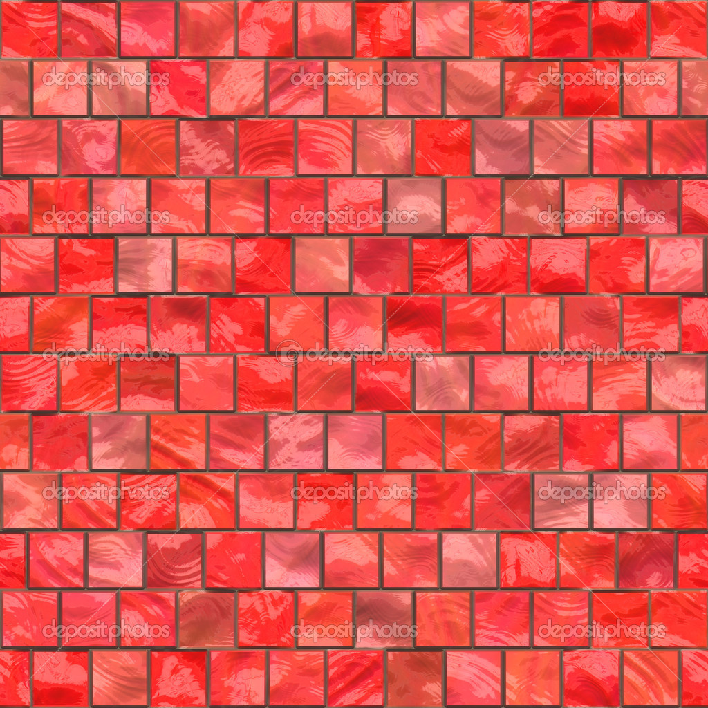 Red Tiles Stock Photo 2507925