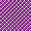 Smooth lilac plaid - Stock Photo