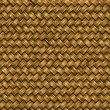 Woven gold — Stock Photo